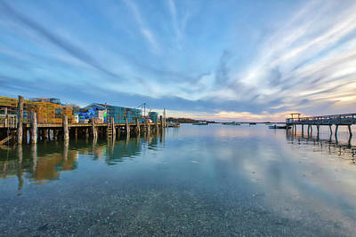 Photograph - Friendship Harbor by Juergen Roth