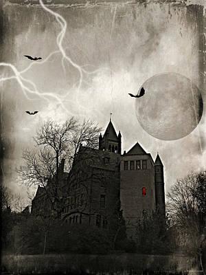 Photograph - Fright Night by Brenda Conrad