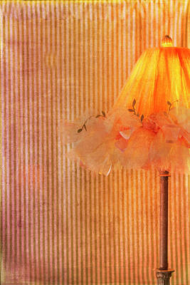Ruffles Photograph - Frilly by Rebecca Cozart