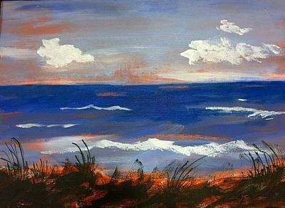 Painting - Fripp Island by Joan Zepf
