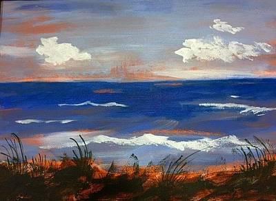 Painting - Fripp Island by Joan Zepf