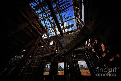 Photograph - Frisco Mill by Doug Sturgess