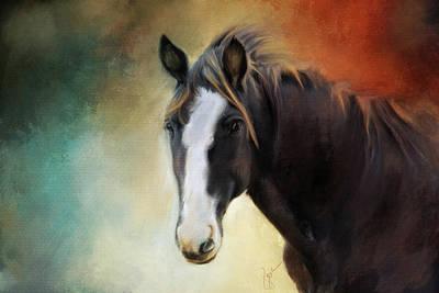 Painting - Frisky Boy by Jai Johnson