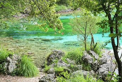 Water Photograph - Friuli. Unspoiled Purity by Nicola Simeoni