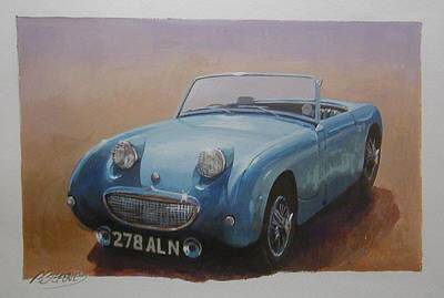 Frogeye  Original by Mike  Jeffries