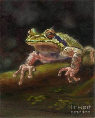 Froggie Went A Courting Original