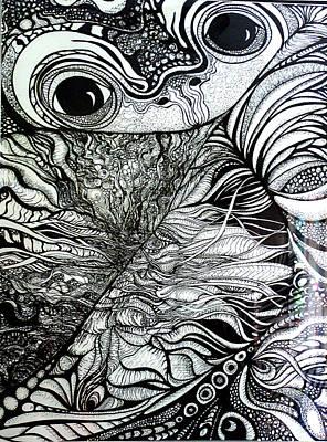 Digital Art - Froggy Day by Nanci Cook