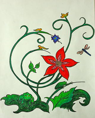 Frogn Flower Original