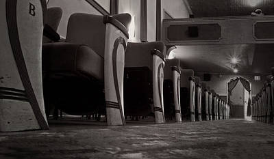 Photograph - From A Theatre Mouse View - 365-334 by Inge Riis McDonald