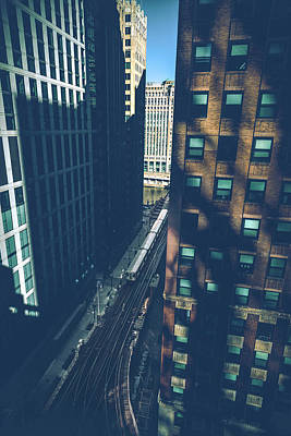 Photograph - From Above by Nisah Cheatham