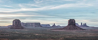 Designs In Nature Photograph - From Artist's Point by Jon Glaser