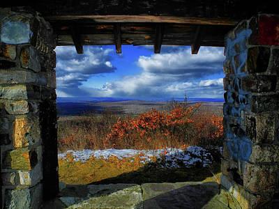 Photograph - From At Sunrise Mountain In Nj by Raymond Salani III