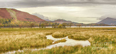 Photograph - From Borrowdale To Derwentwater by Linsey Williams