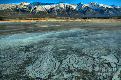 Photograph - From Bubbles To Mountain Peaks by Adam Jewell