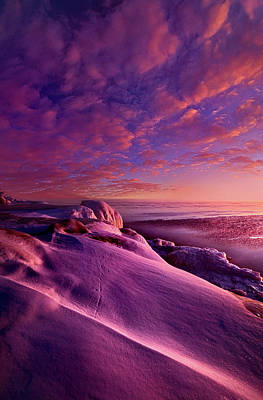 Print featuring the photograph From Inside The Heart Of Each by Phil Koch
