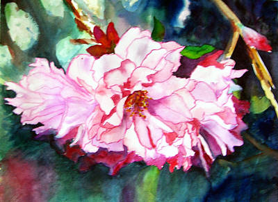 Painting - From Judy's Garden by Priti Lathia