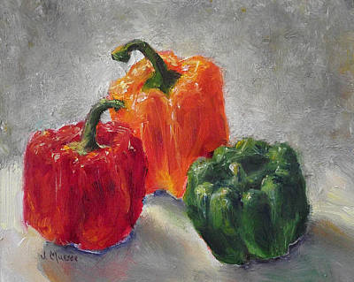 Painting - Fresh From Mexico by Jill Musser