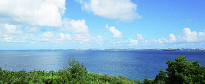 Photograph - From Scaur Hill Bermuda by Ian  MacDonald