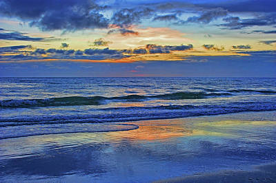 Photograph - From Sea To Shining Sea by HH Photography of Florida