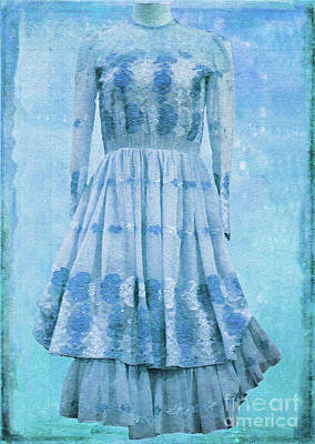 Photograph - From The Blue Boutique by Nina Silver
