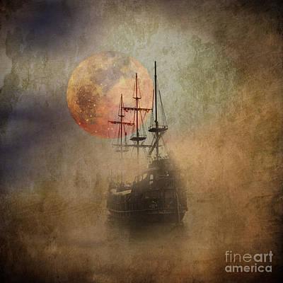 Photograph - From The Darkness by Barbara Dudzinska