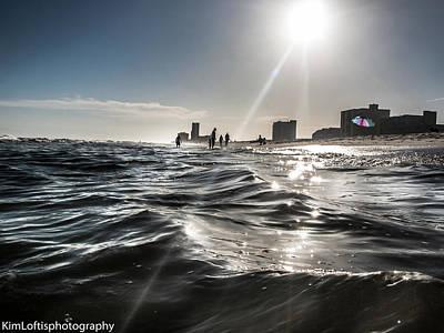 Photograph - From The Deep  by Kim Loftis