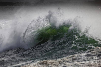 Photograph - From The Deep by Mark Alder