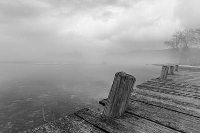 Photograph - From The Dock by Sara Hudock