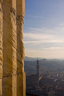 Photograph - From The Duomo 1  by Art Ferrier