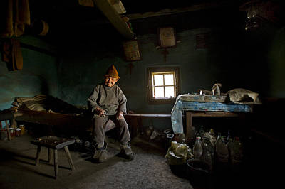 Documentary Photograph - From The Fairy Tale by Mihnea Turcu