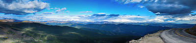 Photograph - From The Heights Of Colorado by Angelina Vick