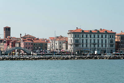 Water Photograph - From The Lagoon To Chioggia, Venice by Nicola Simeoni