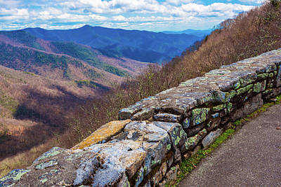 Photograph - From The Parkway I by Steven Ainsworth