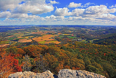 Photograph - From The Pinnacle by Raymond Salani III