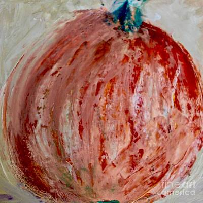 Painting - From The Pumpkin Patch by Kim Nelson