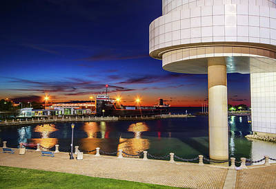 Photograph - From The Rock Hall by Brent Durken