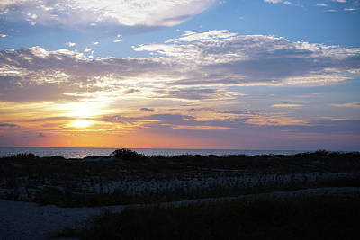 Gulf Of Mexico Photograph - From The Sand Dunes by Ric Schafer