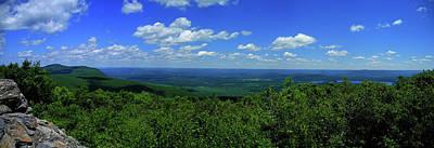 Photograph - From The Summit Of Bear Mountain by Raymond Salani III
