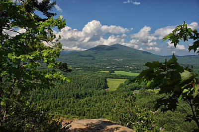 Photograph - From The Top Of Cathedral Ledge by Tricia Marchlik