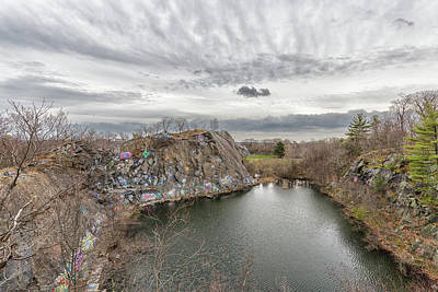 Photograph - From The Top Of The Quarry by Brian MacLean