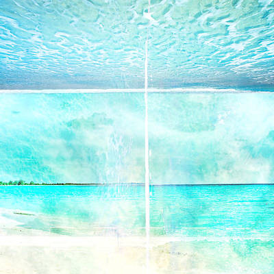 Digital Art - From The Top/ by Payet Emmanuel