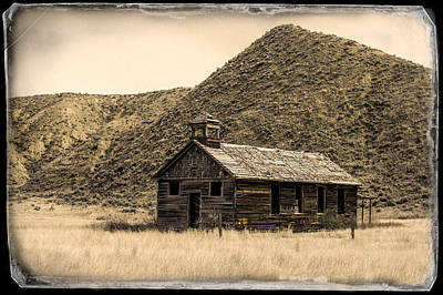 Stylized Photograph - From Yesteryear by Todd Klassy