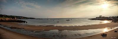Photograph - Front Beach - Rockport Massachusetts by Yuri Lev