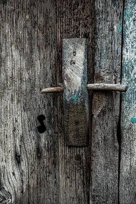 Photograph - Front Door by Edgar Laureano