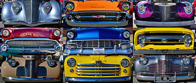 Photograph - Front Ends by KJ Swan