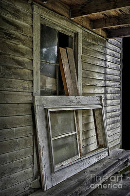 Photograph - Two Windows Of Sorts by Walt Foegelle
