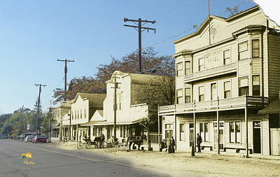 Photograph - Front Street Looking South From Rocklin Road by Jim Thompson