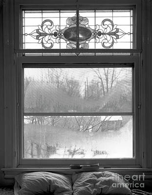 Photograph - Front Window by Lionel F Stevenson