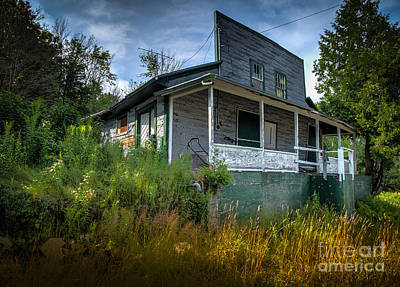 Photograph - Frontier Ghost Town by Roger Monahan