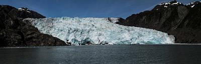 Photograph - Frontier Glacier by Gloria Anderson